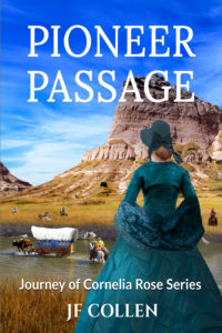 Pioneer Passage by Jane F. Collen